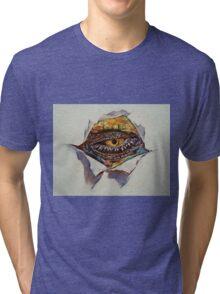 Dragon Eye Tri-blend T-Shirt