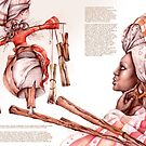 Exotic sins: cinnamon by Maryna  Rudzko