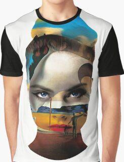Dali Delevingne Graphic T-Shirt