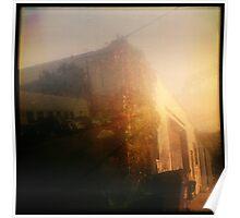 sunset storage Poster