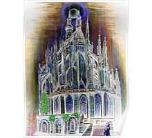 'Cathedrals'                Poster