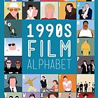 1990&#x27;s Film Alphabet by Stephen Wildish