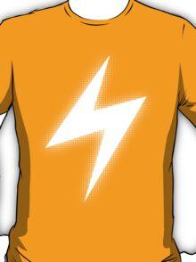 Electric Type (White Glow) T-Shirt