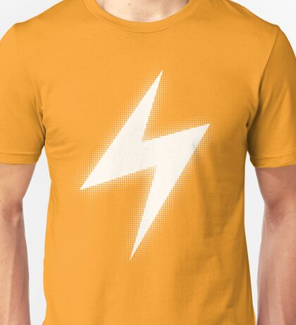 Electric Type (White Glow) Unisex T-Shirt