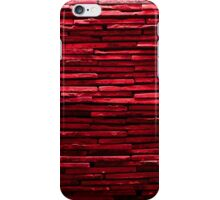 Red brick wall - iPhone4 iPhone Case/Skin