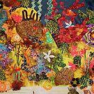 My Under Water Garden by Darlene Virgin