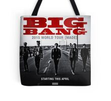 BIG BANG TOUR 2015 Tote Bag