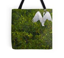 Crane. Tote Bag
