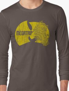 Megatrip (nuthing ta f' wit - yellow gold variant) Long Sleeve T-Shirt
