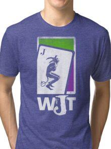 World Joker Tour Tri-blend T-Shirt