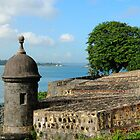 Old San Juan Gun Turret by Lee Walters Photography