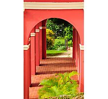 Old San Juan Archway Photographic Print