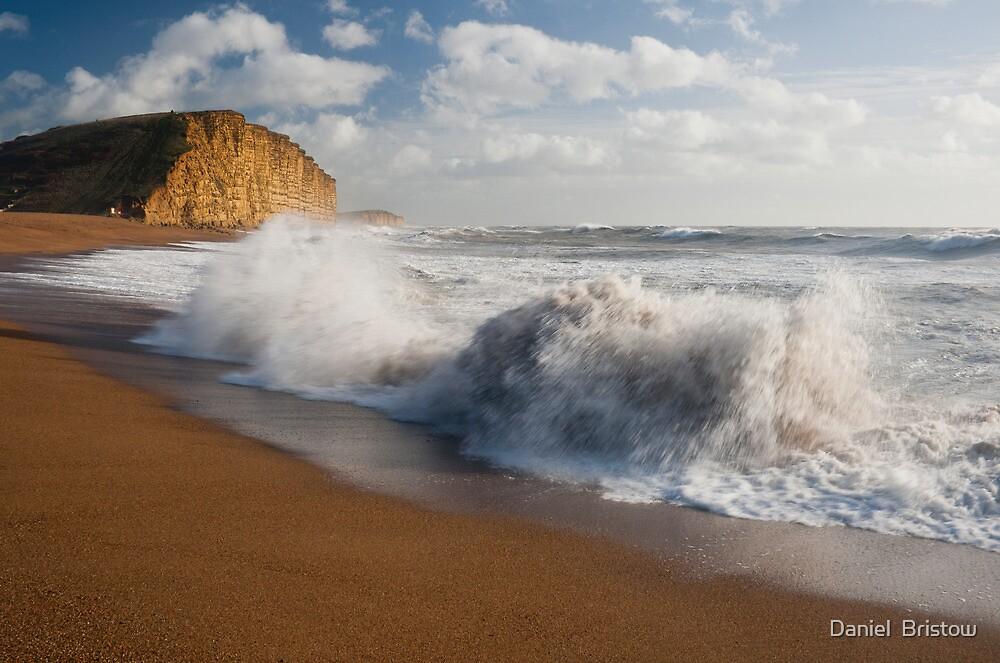 East beach surf by Daniel  Bristow