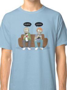Braaaaainnnnsss Gaaaaaamessssss Classic T-Shirt