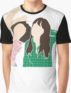 YOU AND ME GIRL Graphic T-Shirt