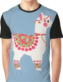 The Alpaca Graphic T-Shirt