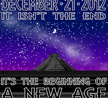 12.21.2012 A NEW BEGINNING by Kevin McLeod