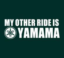 Yamama (White) by RiffMixx