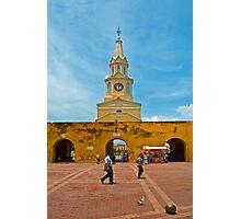 Clock Tower. Photographic Print
