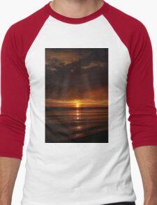 Golden sky II Men's Baseball ¾ T-Shirt