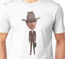 Clint means business Unisex T-Shirt