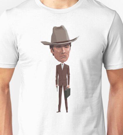 Clint means business Unisex T-Shirt