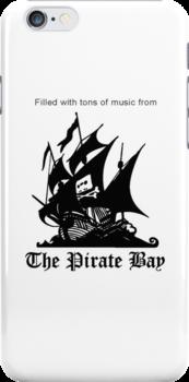 Thanks, Pirate Bay! by erndub