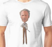 Clint is rusty. Unisex T-Shirt
