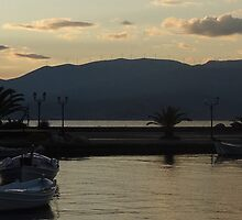 nafplio card postal by tonis2