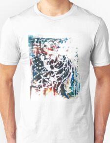 Enamel Ink Pattern T-Shirt
