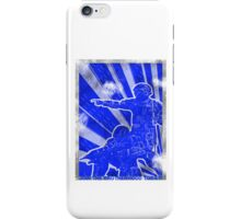 FC BLUE Army Propaganda (Weathered) iPhone Case/Skin