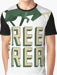 The Greek Freak Graphic T-Shirt