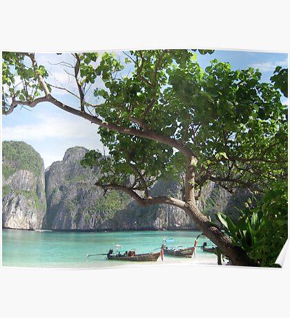 Maya Bay Poster