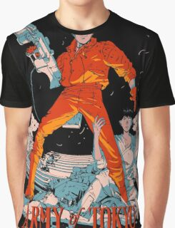 Army of Tokyo Graphic T-Shirt