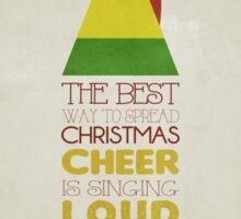 Christmas Cheer Sticker