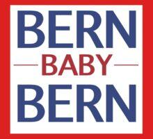 Bernie Sanders - Bern Baby Bern Kids Clothes