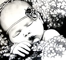 My Daughter, Grace - prints by Lauren Eldridge-Murray