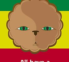 All have a soul of a lion by Honeyboy Martin