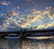 Heavenly Skies  by Saija  Lehtonen
