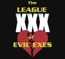 League of Evil Exes T-Shirt