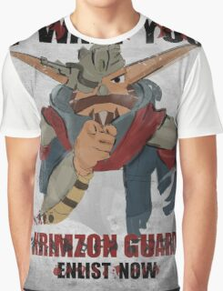 Join the Krimzon Gaurd Graphic T-Shirt