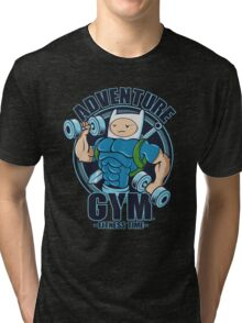 ADVENTURE GYM Tri-blend T-Shirt