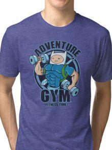 ADVENTURE GYM Tri-blend T-Shirt