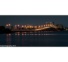Night Moves Photographic Print