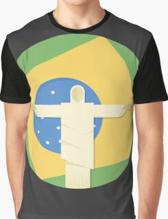 Christ the Redeemer Graphic T-Shirt
