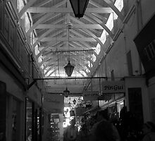 Covered market Oxford by tunna