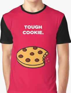 Tough Cookie - Single Cookie Graphic T-Shirt