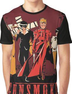 Gunsmoke Graphic T-Shirt