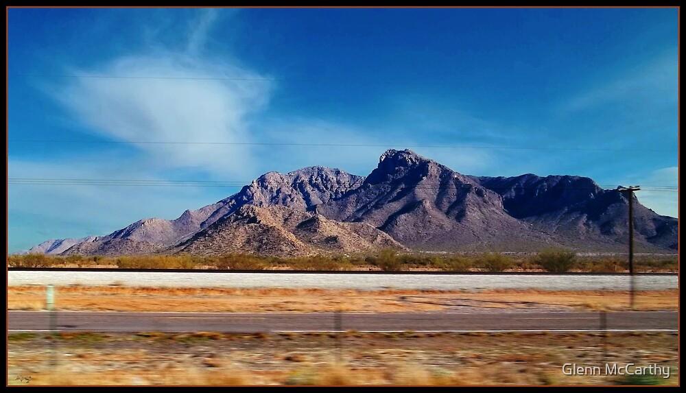 Arizona - On The Fly by Glenn McCarthy