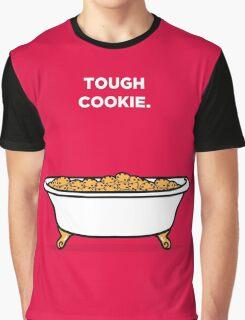 Tough Cookie - Bathtub Graphic T-Shirt